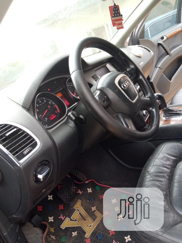 Archive: Audi Q7 2008 4.2 FSi Quattro Black