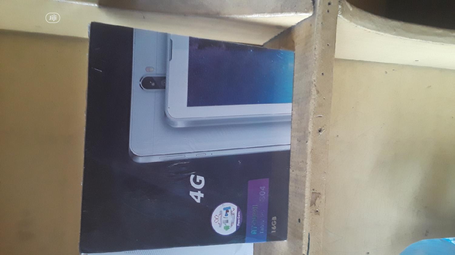 New Atouch S04 16 GB Silver | Tablets for sale in Lekki, Lagos State, Nigeria