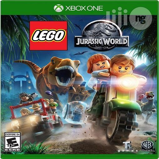 New Xbox One Lego Jurassic World