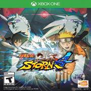 Brand New Xbox One Naruto Shippuden Ultimate Ninja Storm 4 | Video Games for sale in Lagos State