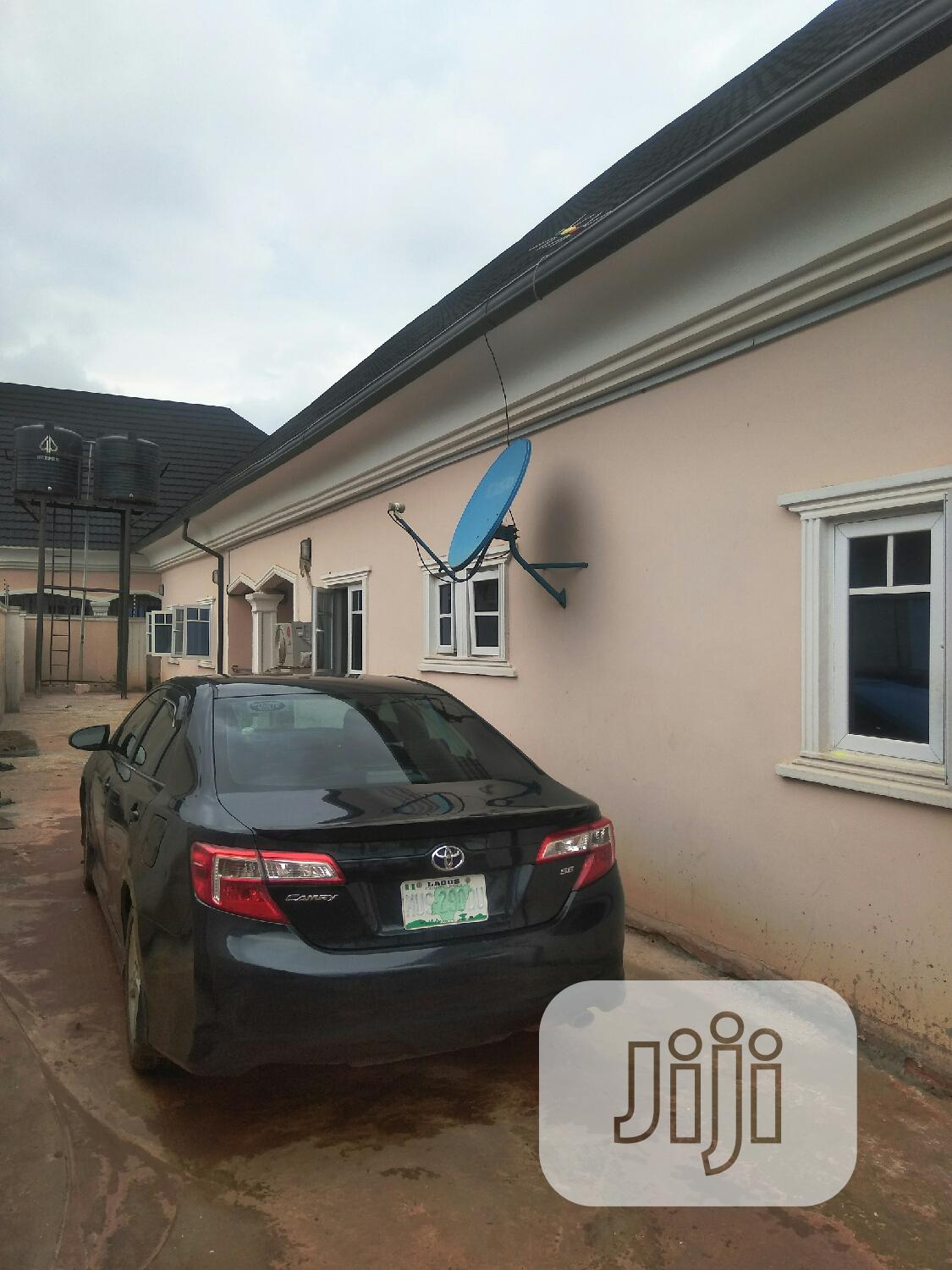 Ckean 3bedroom Flat, 2 Pple In Compound No Landlord