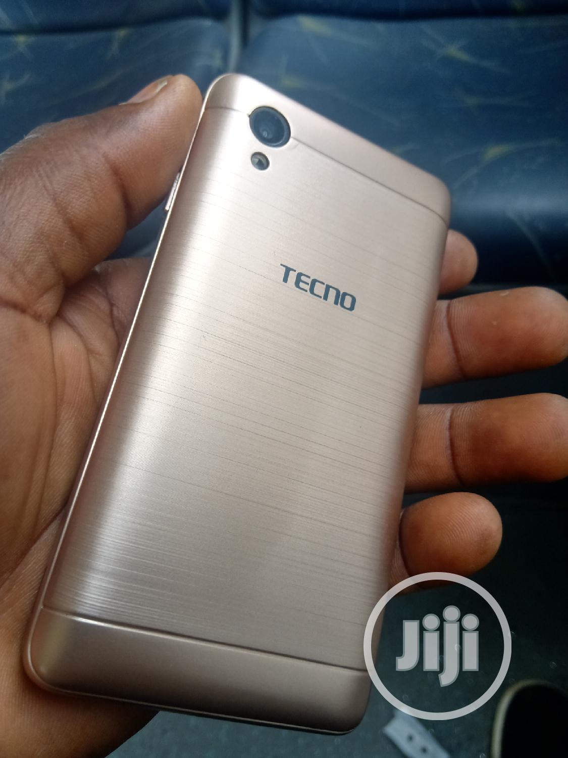 Tecno Y2 8 GB Gold | Mobile Phones for sale in Ikeja, Lagos State, Nigeria