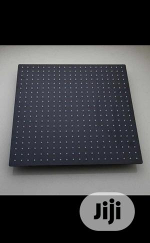 40*40square Adjustable Rain Shower | Building Materials for sale in Lagos State, Orile