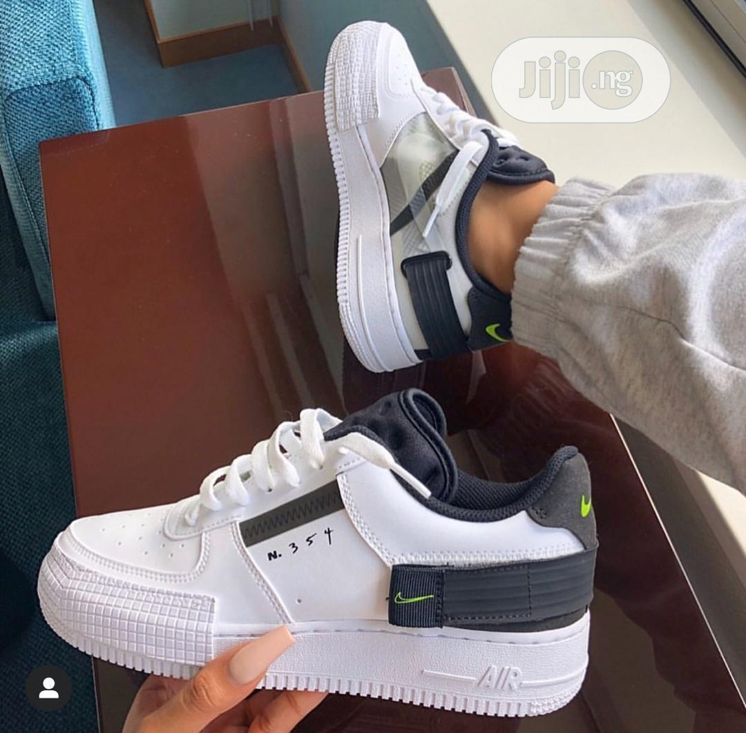 Archive: Nike Air Force 1 Type 354