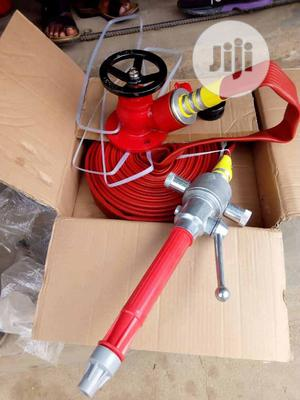 Duraline Hose, Landing Valve And Nozzle | Safetywear & Equipment for sale in Lagos State, Orile