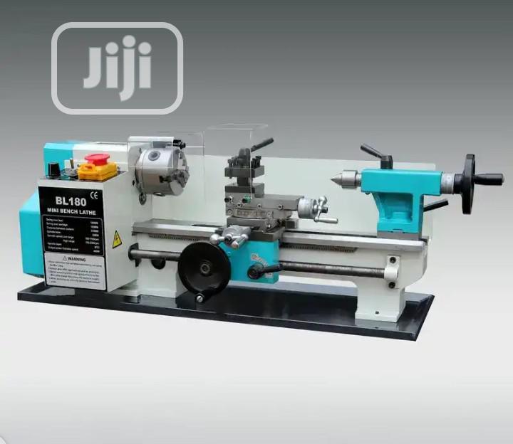 Metal Working Bench Machine Model BL180/BLX180