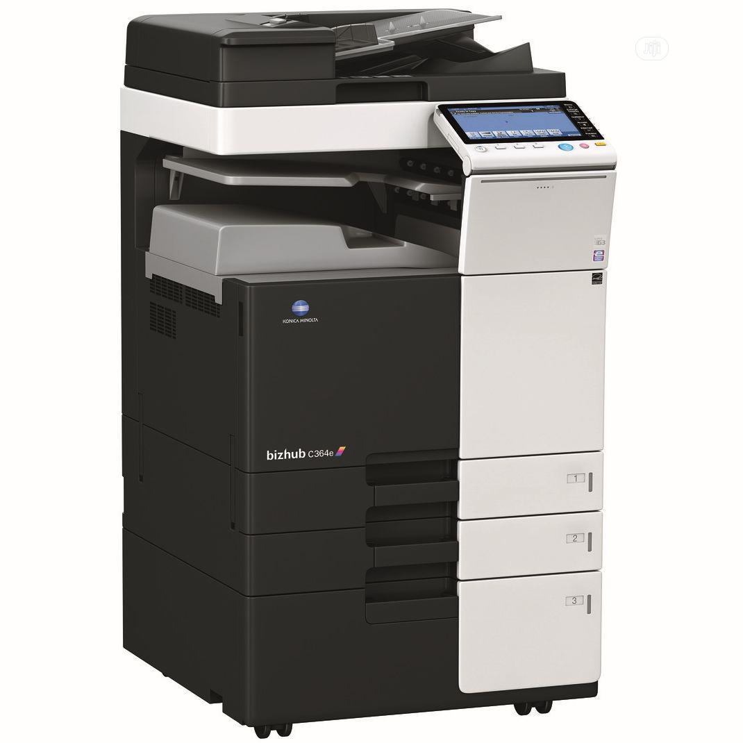 DI Printer Bizhub (C220/280/360/224e/228e/364e) | Printers & Scanners for sale in Port-Harcourt, Rivers State, Nigeria