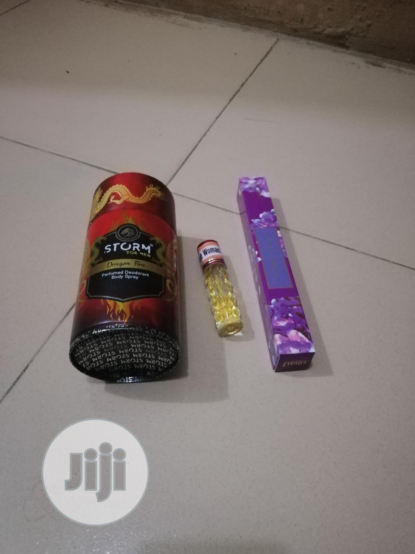 Archive: Fragrance World Unisex Spray 35 ml