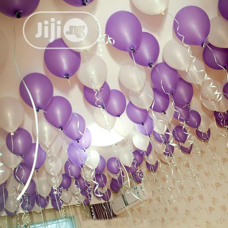 Balloon Glue Dot Sticking Balloon to Wall Ceiling-100pcs | Stationery for sale in Ikeja, Lagos State, Nigeria