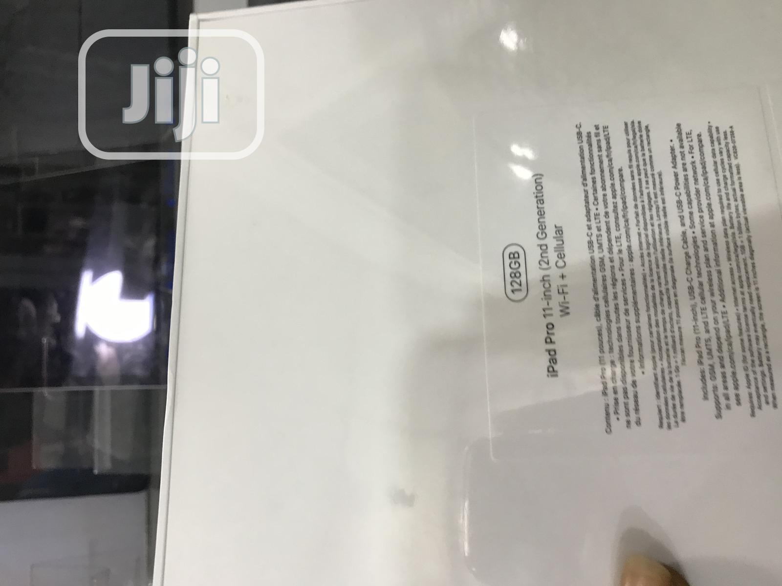 New Apple iPad Pro 11 128 GB Gray | Tablets for sale in Ikeja, Lagos State, Nigeria