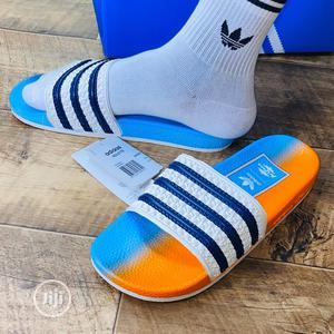Italian Adidas Arizona Slide Palm | Shoes for sale in Lagos State, Surulere