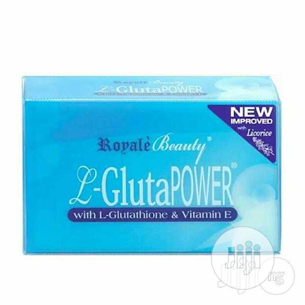 Glutathione Soap. L-glutapower Soap.