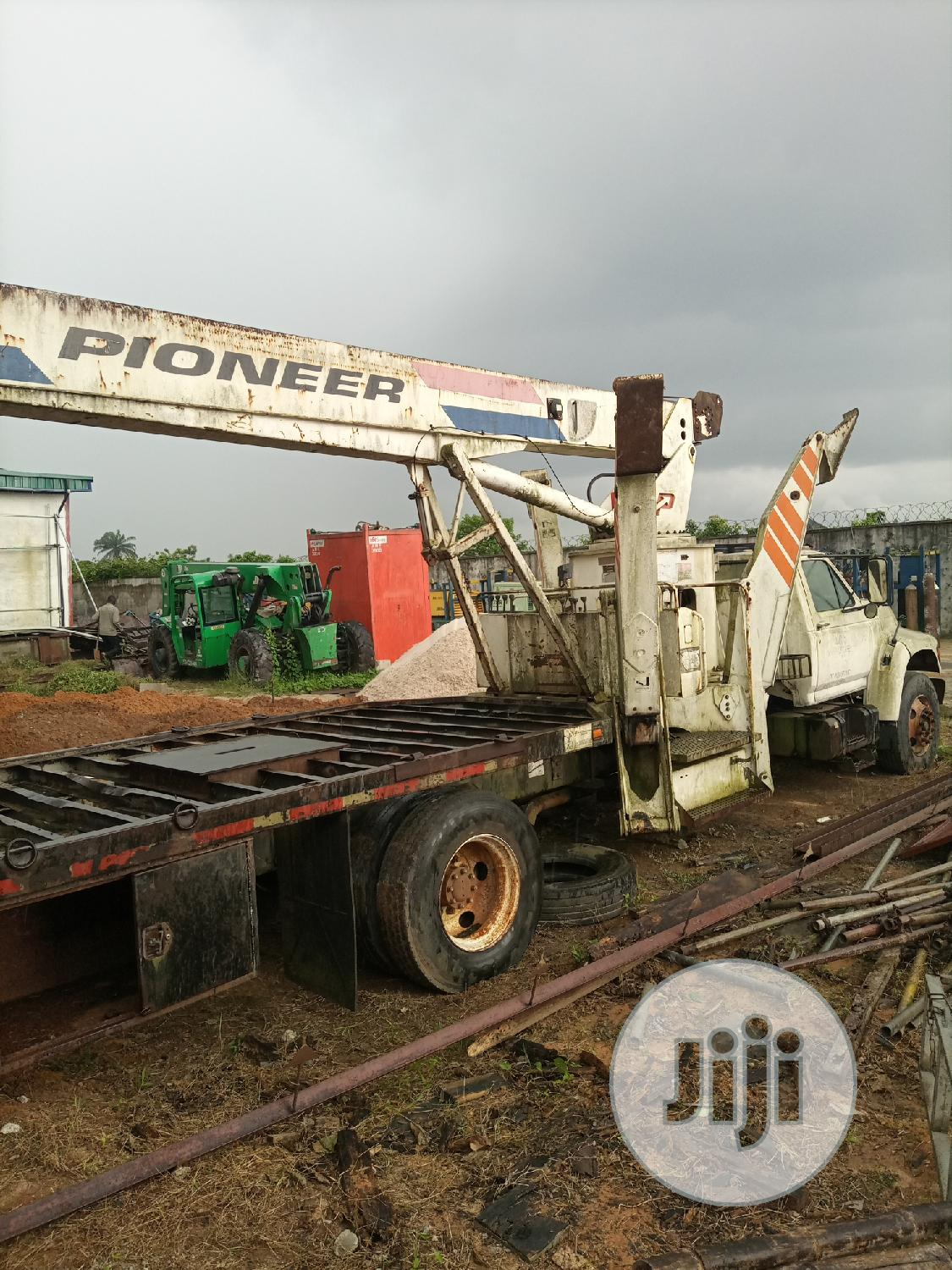 15tons Crane | Heavy Equipment for sale in Port-Harcourt, Rivers State, Nigeria