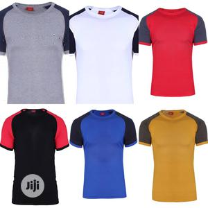 Uzem 1-029 Short Sleeve T-Shirt M-L   Clothing for sale in Lagos State, Surulere