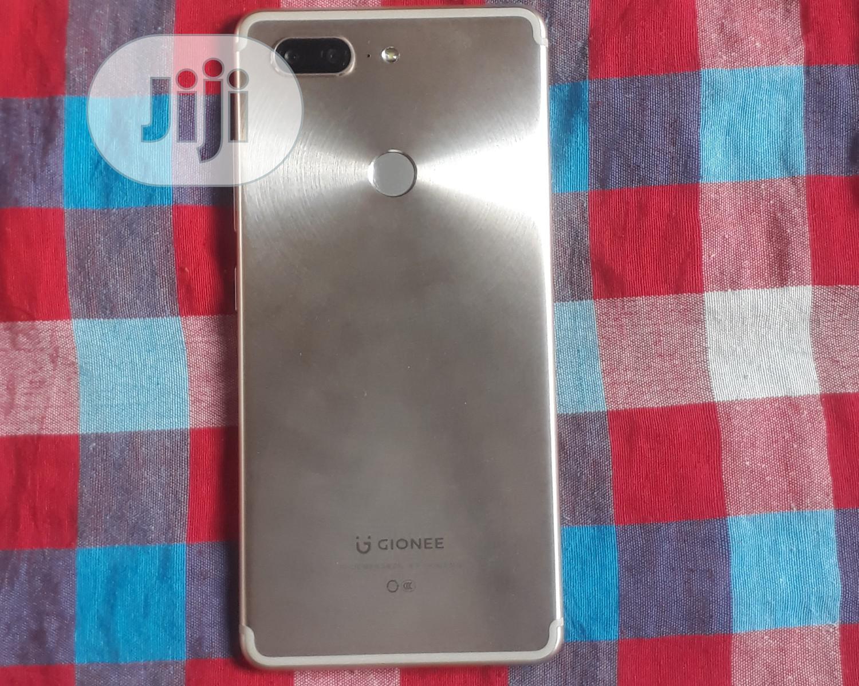 Gionee M7 64 GB Gold