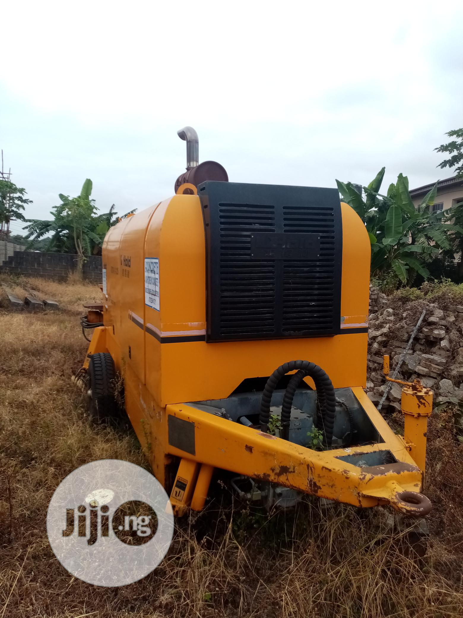 Line Concrete Pump | Heavy Equipment for sale in Ikeja, Lagos State, Nigeria