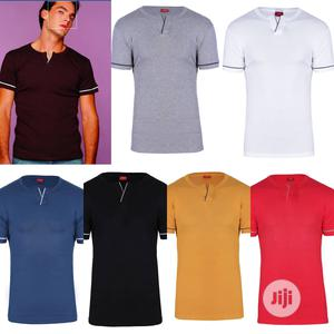 Uzem 1-105 Short Sleeve T-Shirt   Clothing for sale in Lagos State, Surulere