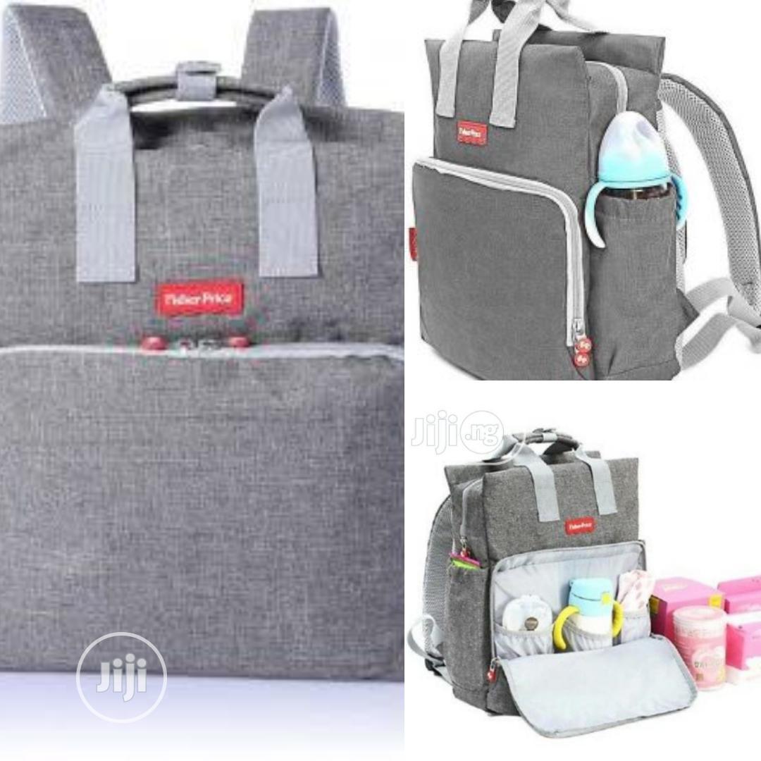Baby Bag (Fisher Price Diaper Bag)