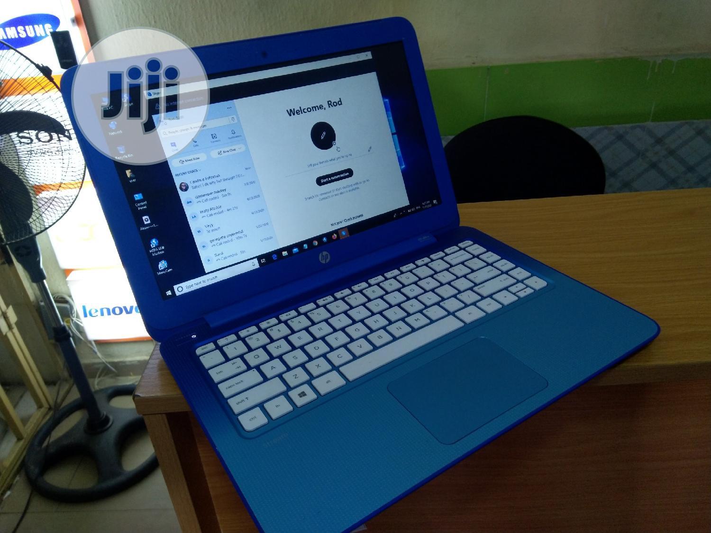 Laptop HP Stream 14 2GB Intel Celeron SSD 32GB