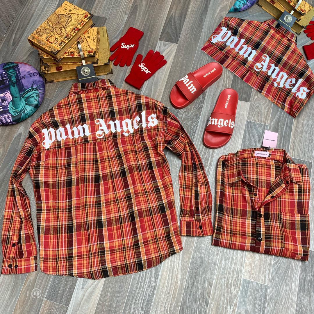 Archive: Palm Angels Shirts