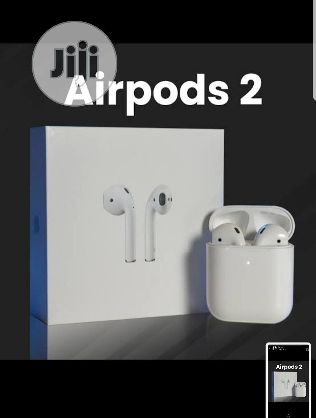 Archive: Apple Airpod2 With Charging Case