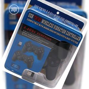 Wireless Twin PC Controllers Game Pads - For PC & Laptops   Accessories & Supplies for Electronics for sale in Lagos State, Gbagada