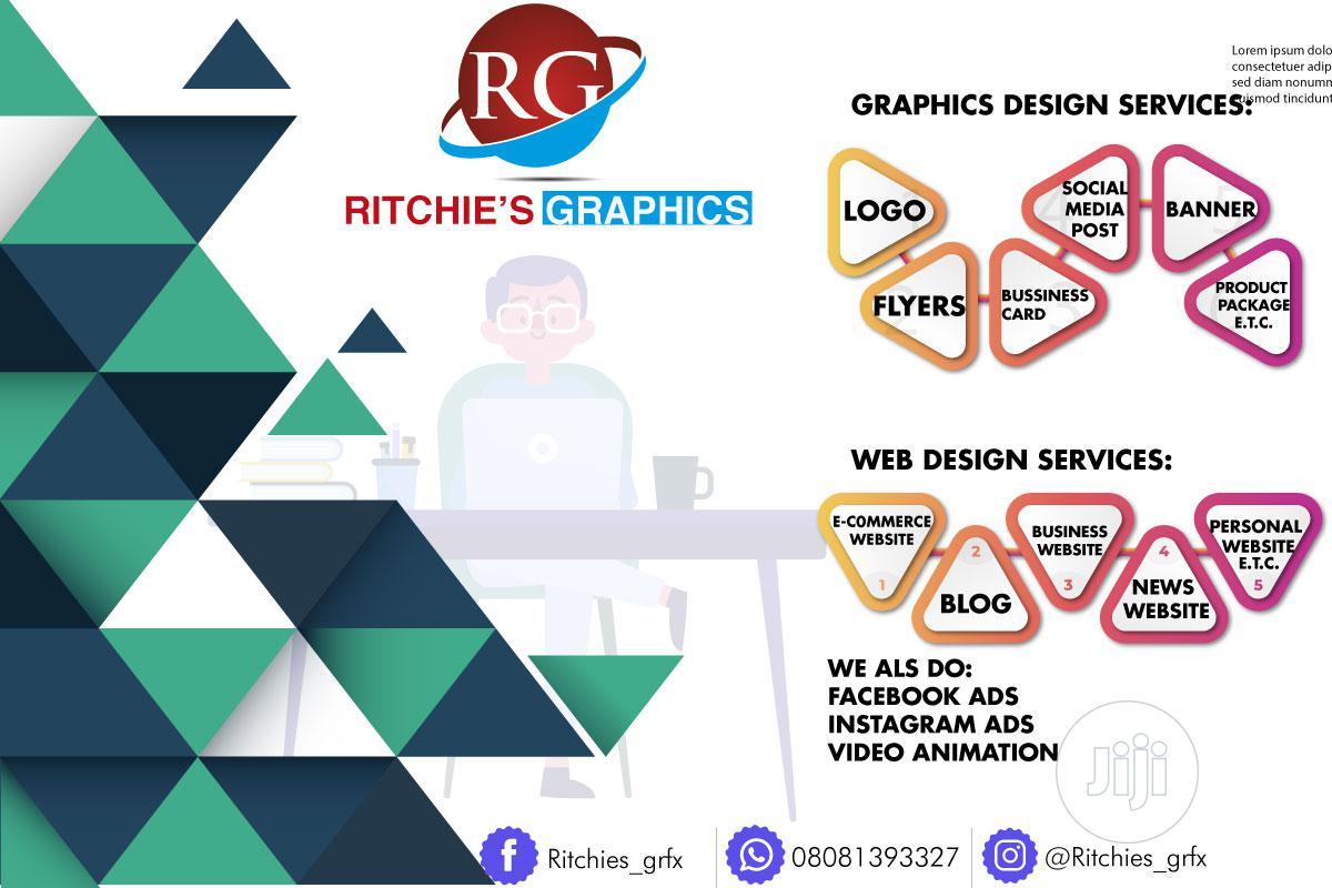 Archive: Graphics Design And Web Design Services