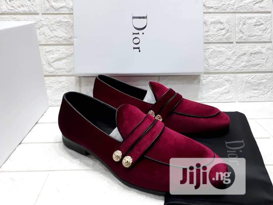 Quality Designer Dior Loafers