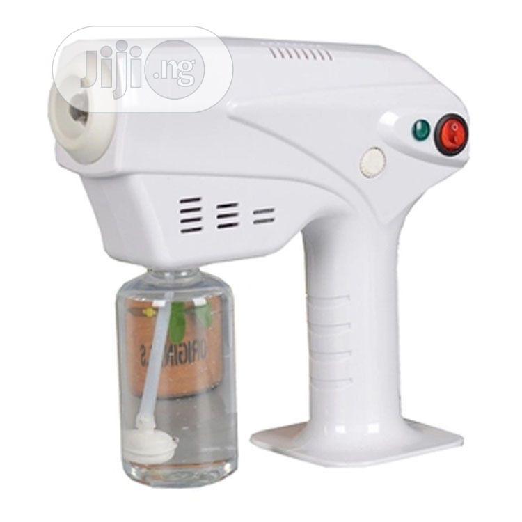 Wireless Disinfectant Fogging Machine Gun   Home Accessories for sale in Ikeja, Lagos State, Nigeria