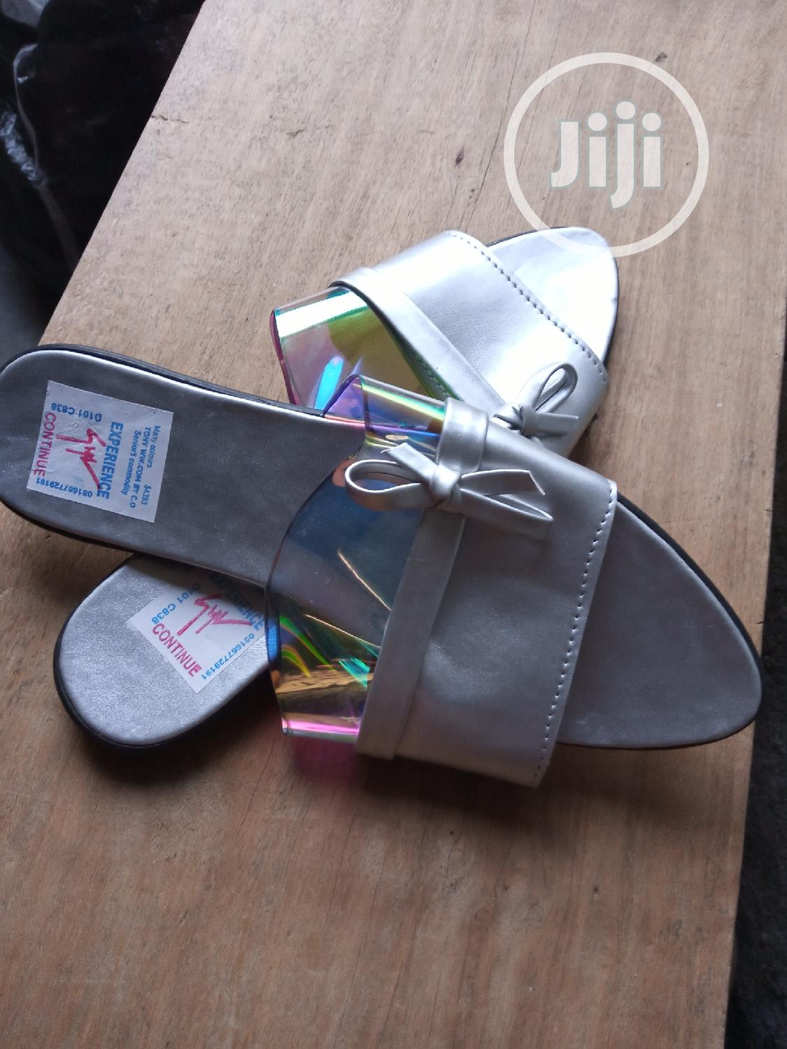 Archive: Ladies Classic Footwears At Different Sizes.