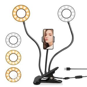 Ring Flash Light Lamp Tabletop Stand Tripod | Accessories & Supplies for Electronics for sale in Lagos State, Lekki