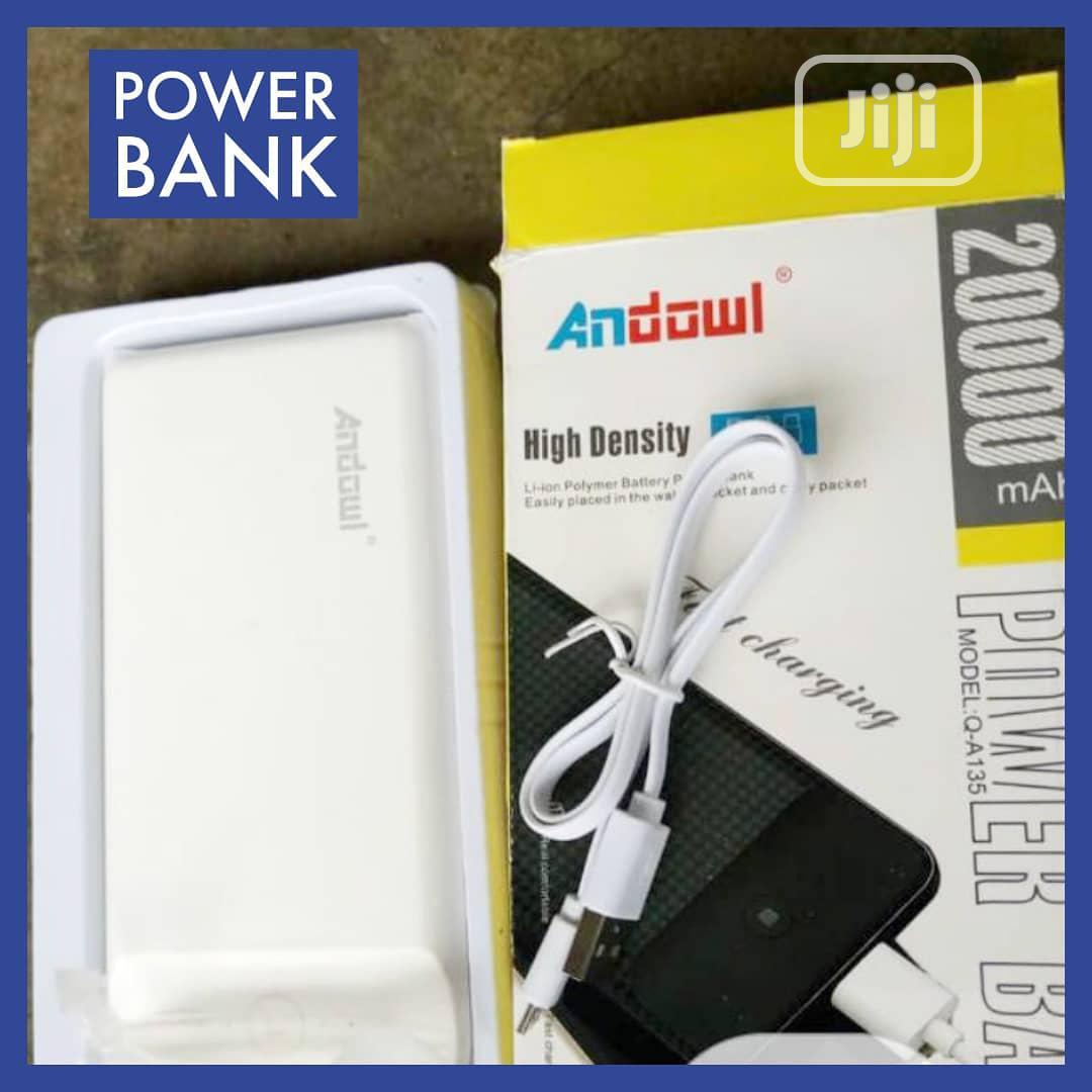 20,000amh Power Bank