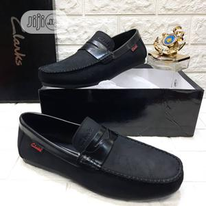 Quality Clarks Loafers Shoe Now Available In Store | Shoes for sale in Lagos State, Lagos Island (Eko)