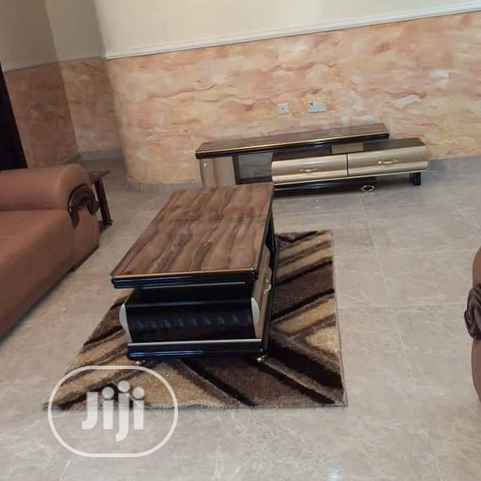 Quality Center Table With TV Stand