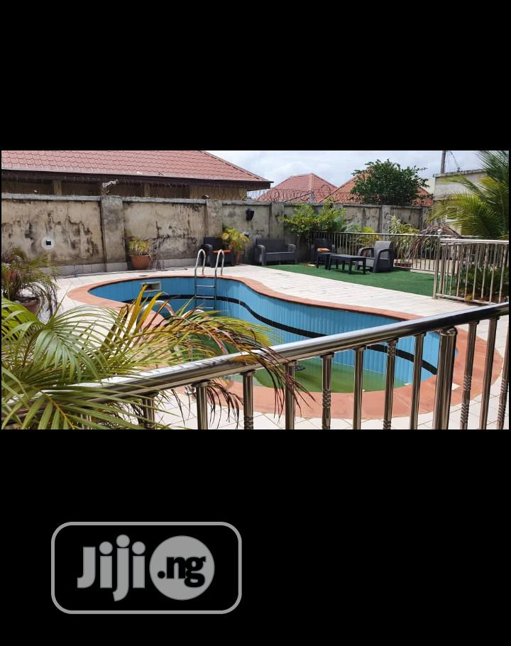 5bedroom Duplex With Swimming Pool, Asaba, Delta State | Houses & Apartments For Sale for sale in Oshimili South, Delta State, Nigeria