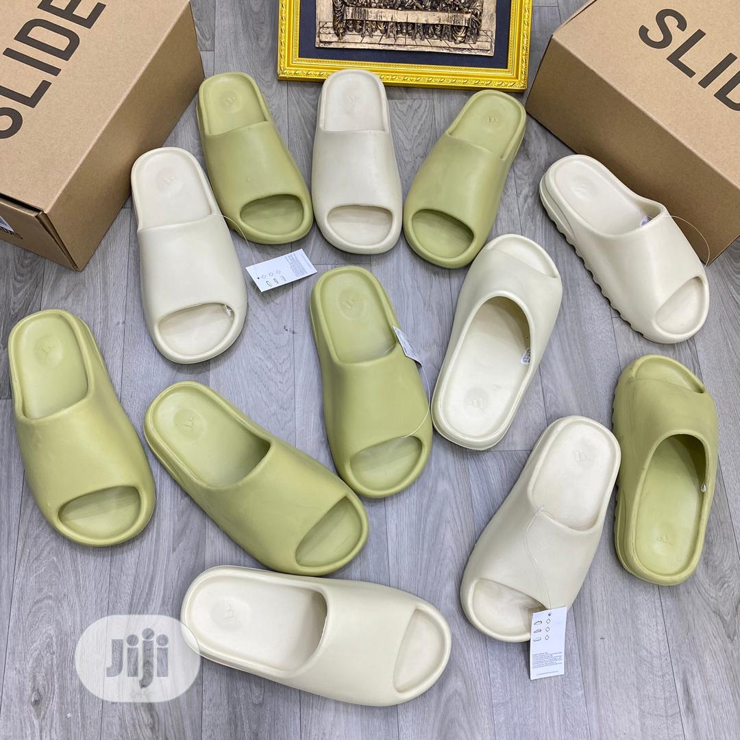 Brand New Adidas X Yeezy Slides | Shoes for sale in Garki 1, Abuja (FCT) State, Nigeria