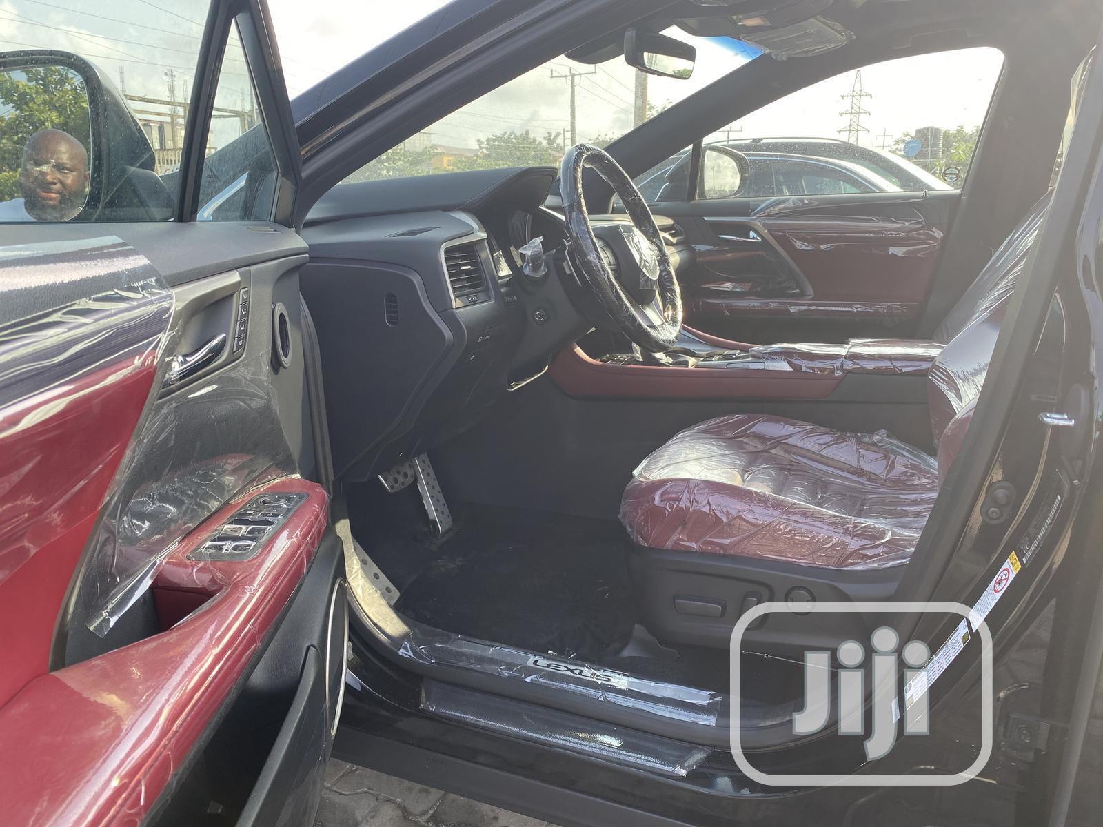 New Lexus RX 2019 Black | Cars for sale in Lekki, Lagos State, Nigeria
