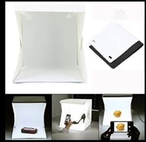 Foldable Photo-box With 2 Panel Led Light   Accessories & Supplies for Electronics for sale in Lagos State, Surulere