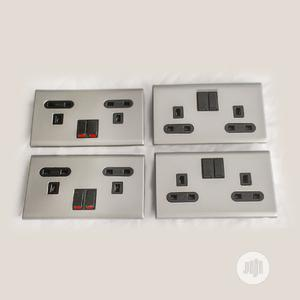 Classic Wall Socket 4pc   Home Accessories for sale in Lagos State, Lekki