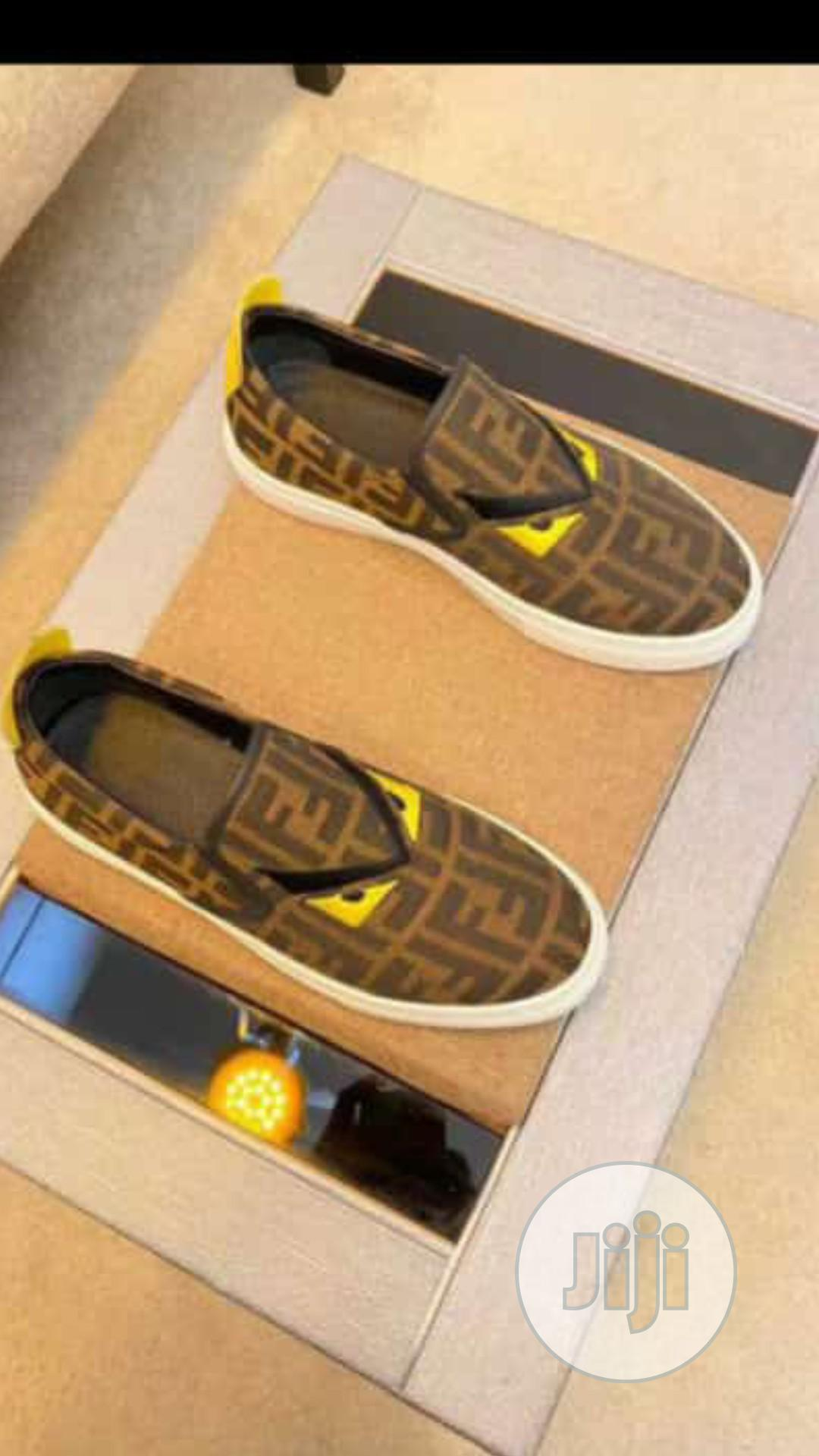 Fendi Sneakers | Shoes for sale in Lagos Island (Eko), Lagos State, Nigeria