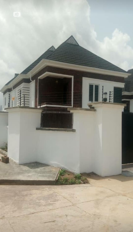 4 Bedrooms Duplex At Oluyole Estate