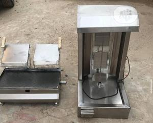 Locally Fabricated Shawarma Machine And Toaster   Restaurant & Catering Equipment for sale in Lagos State, Ojo