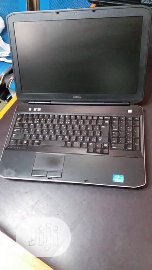 Laptop Dell Latitude E5530 4GB Intel Core i5 HDD 320GB   Laptops & Computers for sale in Lagos State, Ikeja