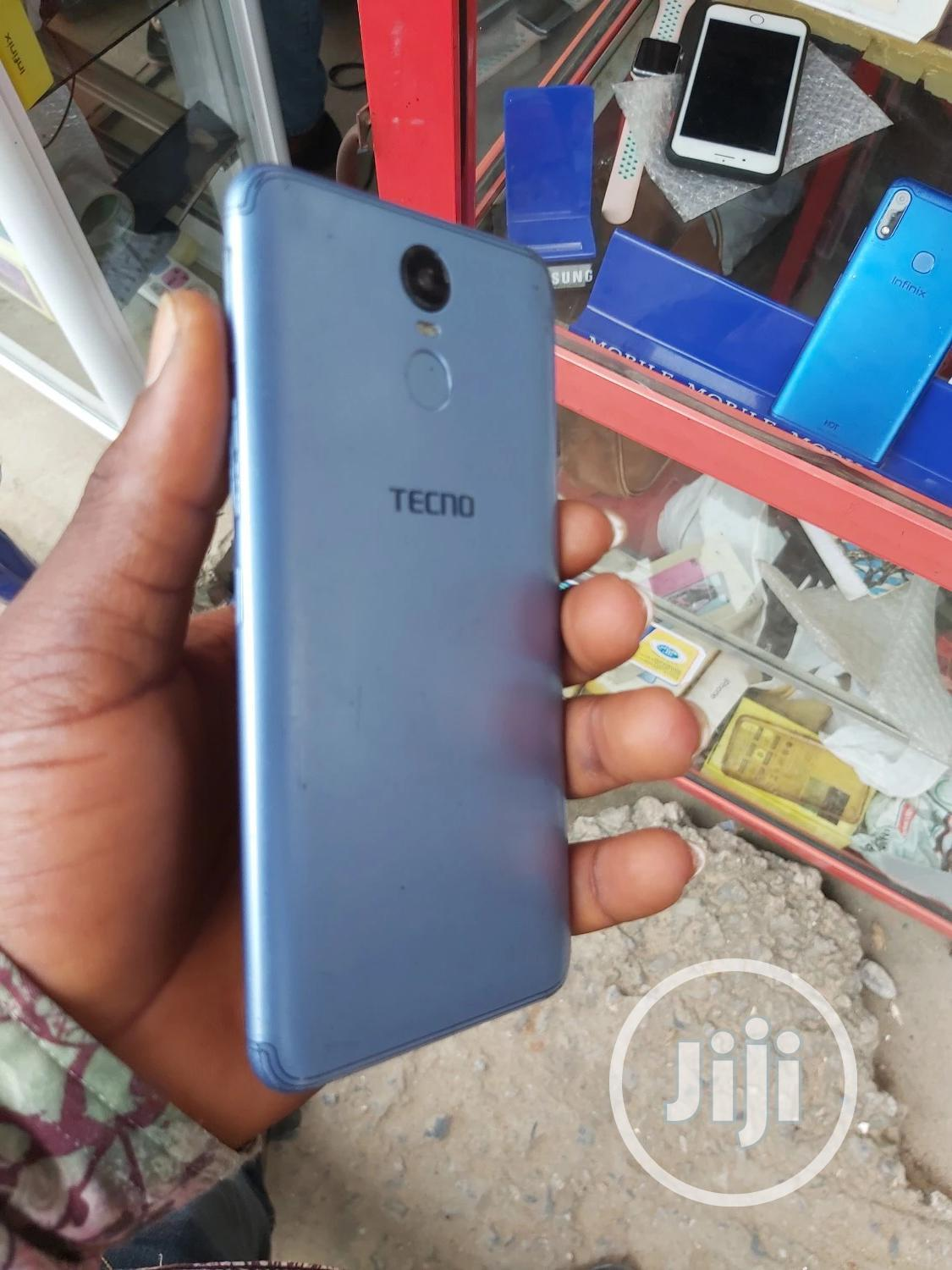 Tecno Pouvoir 2 16 GB Blue | Mobile Phones for sale in Ikeja, Lagos State, Nigeria