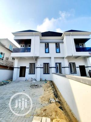 Spacious Luxury 4bedroom Semi Detached Duplex With BQ | Houses & Apartments For Sale for sale in Lagos State, Lekki