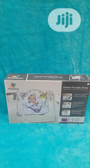 Mastella Deluxe Portable Swing   Children's Gear & Safety for sale in Ondo State, Akure
