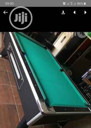Marble Coins Snooker Board With Accessories. American | Sports Equipment for sale in Lagos State, Ojo