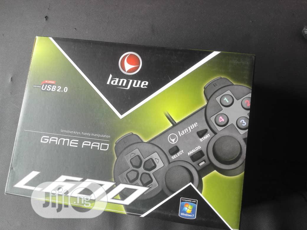 Original Lanjue Sensitive Single Game Pad