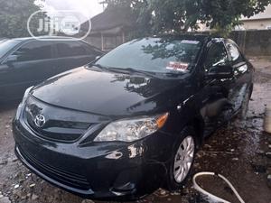Toyota Corolla 2013 Black   Cars for sale in Abuja (FCT) State, Gwarinpa