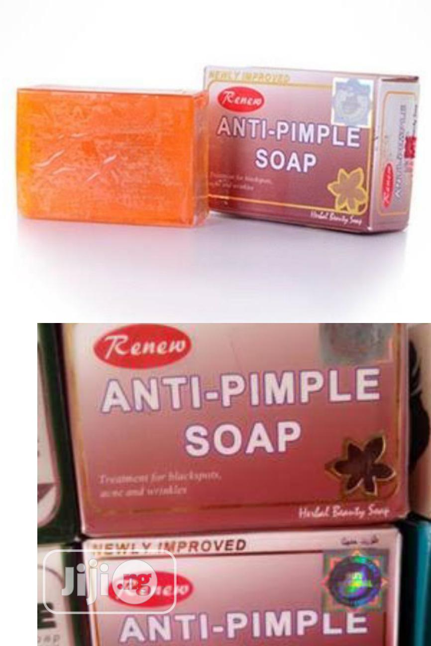 Archive: Anti Pimple Medicated/Antiseptic Natural Herbal Beauty Soap.